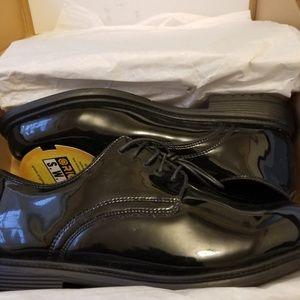 Black Dress Oxford Shoes Mens Size 10.5
